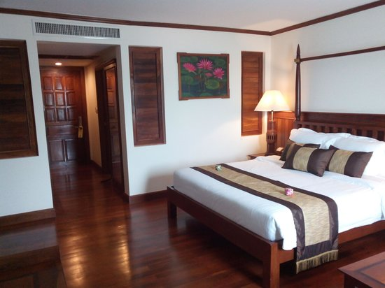 Empress Angkor Resort & Spa : Room at Empress Residence Resort & Spa