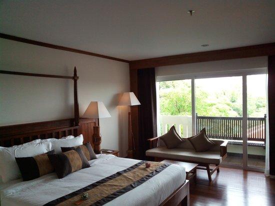 Empress Angkor Resort & Spa: Room at Empress Residence Resort & Spa