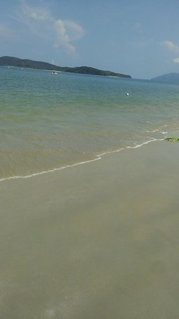 Tengah Beach : Pantai Tengah