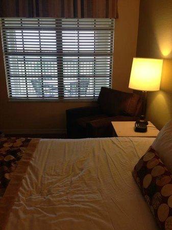 Holiday Inn Club Vacations At Orange Lake Resort: Master Bed