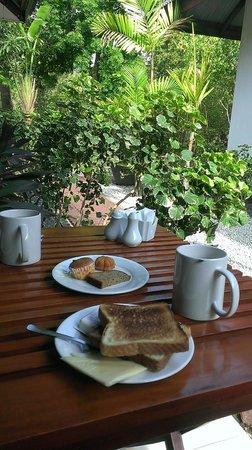 Breakfast @ Tropical Resort