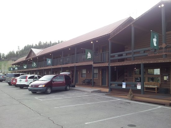 High Country Lodge: Hotel