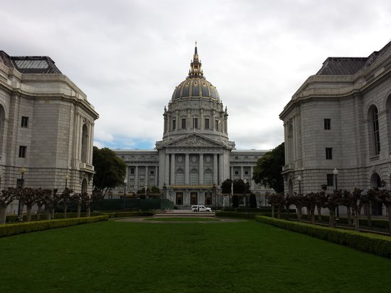 San Francisco City Hall: Magnificent City Hall