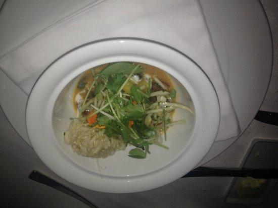 Spago: Seafood Curry