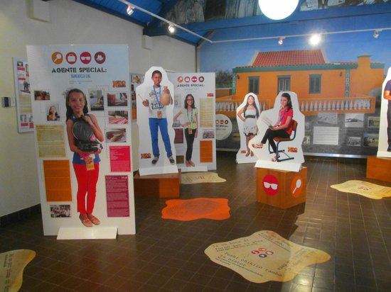 Historical Museum Fort Zoutman: a room for kids to discover Aruban history
