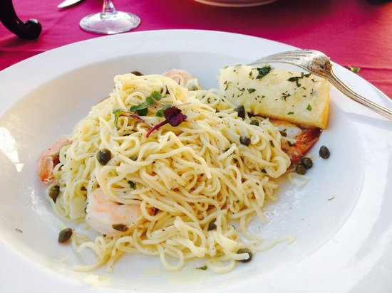 Battle Ground, WA: Great shrimp scampi pasta!