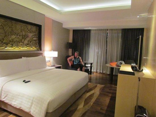 Amari Watergate Bangkok : Room