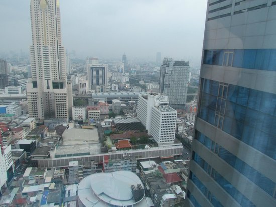 Amari Watergate Bangkok: View from the room