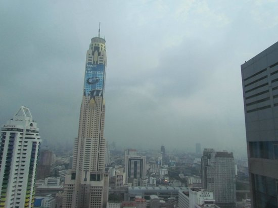 Amari Watergate Bangkok : View from room over the Baiyoke tower