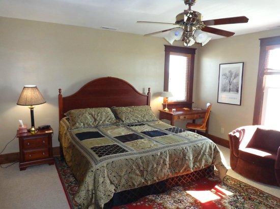 Grannys Farm Bed & Breakfast : Room 4 in Farmhouse