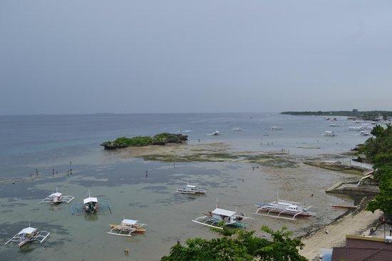 Costabella Tropical Beach Hotel: Вечерние отливы