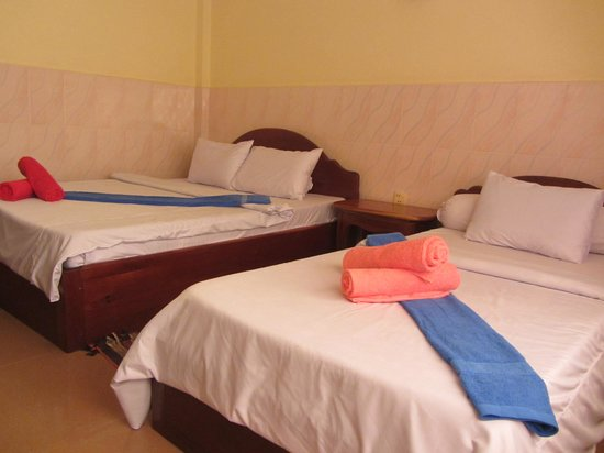 Bokre Angkor Hostel : My Room