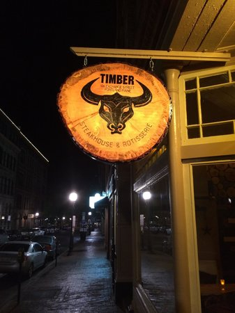 Timber Steakhouse & Rotisserie