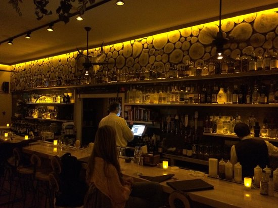 Timber Steakhouse & Rotisserie: Awesome bar