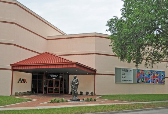 Museum of Art - DeLand 600 N. Woodland Blvd. DeLand