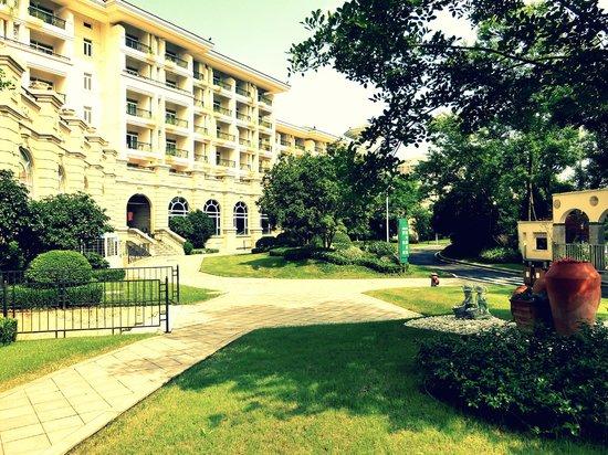 Country Garden Phoenix Hotel Huangshan : garden
