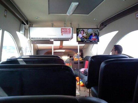 Bali Brio Fast Cruise: Ride from Lembogan to Sanur