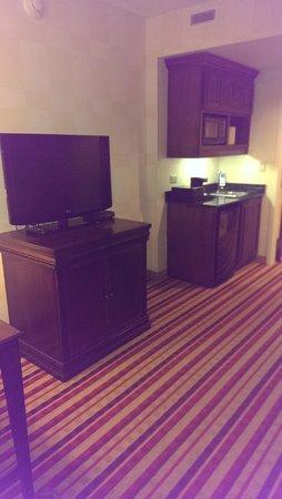 Renaissance Charlotte Suites Hotel : Guest room