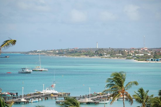 Holiday Inn Resort Aruba - Beach Resort & Casino: View :)