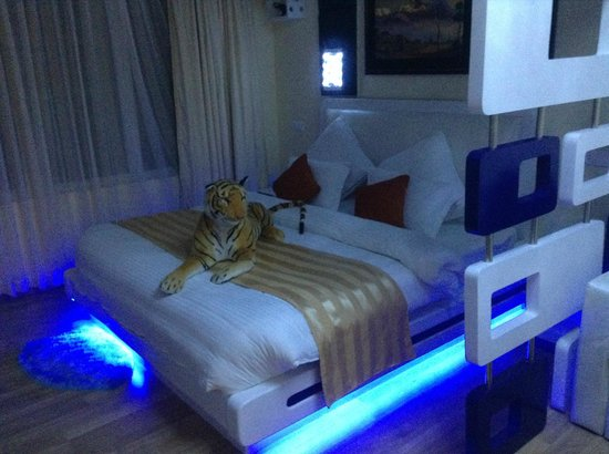 Aria Boutique Hotel & Spa: Tiger Room