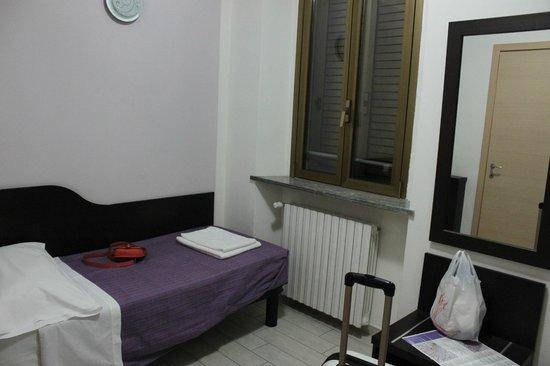 Hotel Poma: Номер