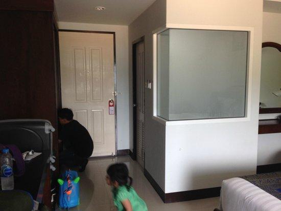 Aonang Silver Orchid Resort: Superior room