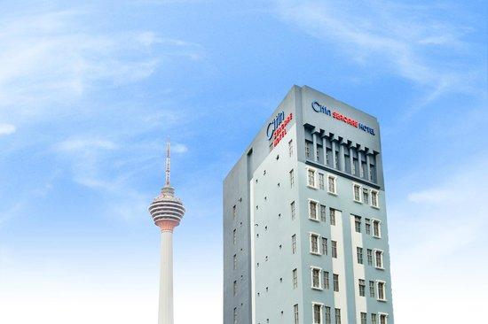 Citin Seacare Hotel Pudu Kuala Lumpur: Hotel Exterior