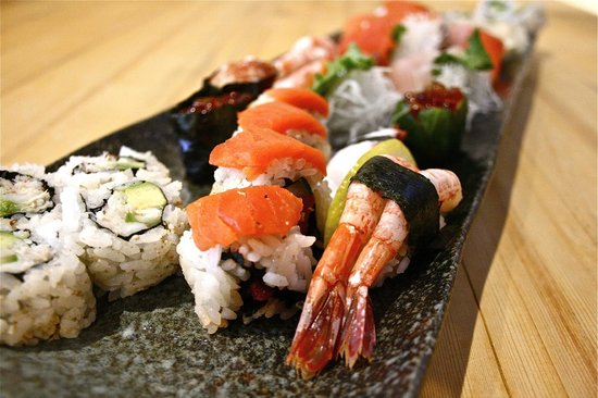 Fukasaku of Prince Rupert : Authentic Pacific Ocean sushi.
