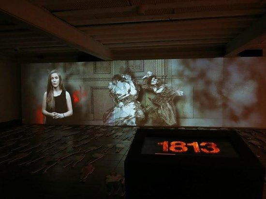 Monte Urgull: Del Museo histórico (interactivo)
