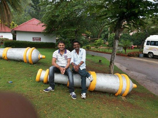 Veerabhoomi Tourist Village Kushalanagar: Play area