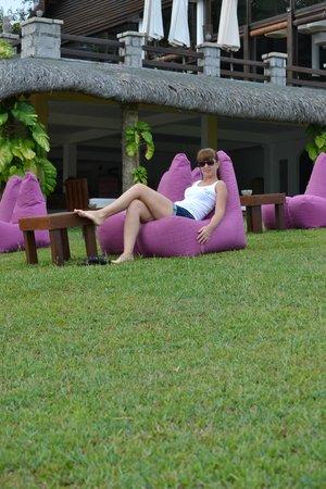 Chen Sea Resort & Spa Phu Quoc: Места для любования закатом