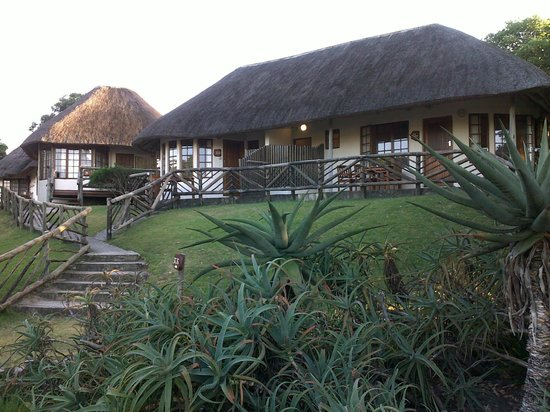 Umngazi River Bungalows & Spa : Rooms