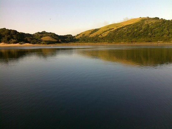 Umngazi River Bungalows & Spa: River view