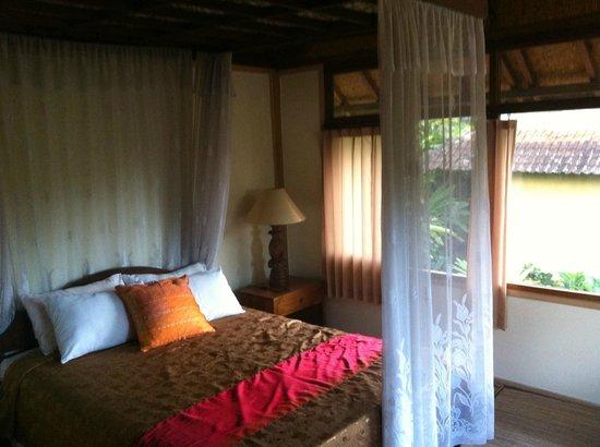 Bali Breeze Bungalows: Chambre du 2ème étage