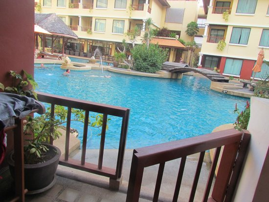 Patong Paragon Resort & Spa: Pool Access room