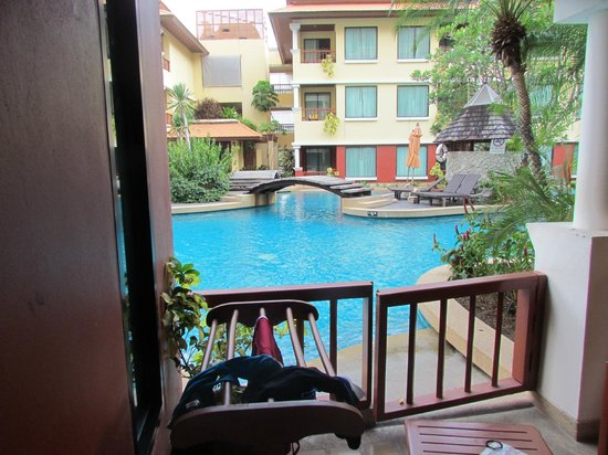 Patong Paragon Resort & Spa: Pool