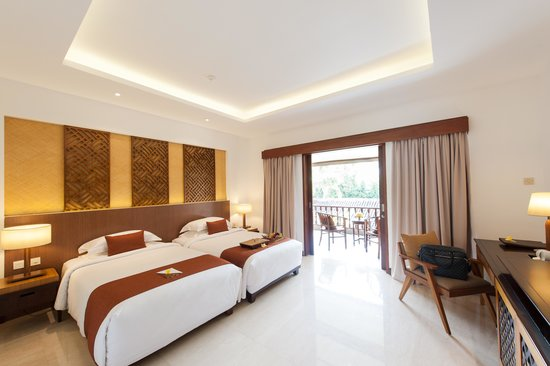 Bali Niksoma Boutique Beach Resort : Deluxe Room - Twin Bed