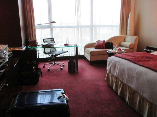 Beijing Marriott Hotel Northeast: Bedroom