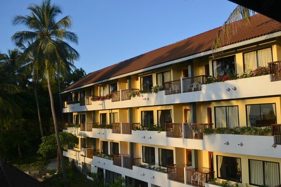 Karona Resort & Spa: Один из корпусов