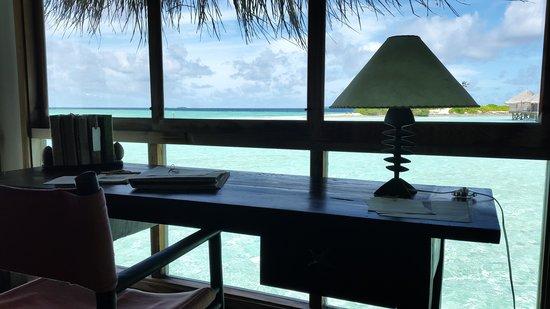 Gili Lankanfushi Maldives : Bedroom view
