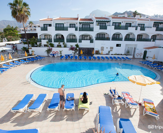 NEPTUNO APARTHOTEL (Costa Adeje, Tenerife) - Resort Reviews, Photos & Price Comparison - TripAdvisor