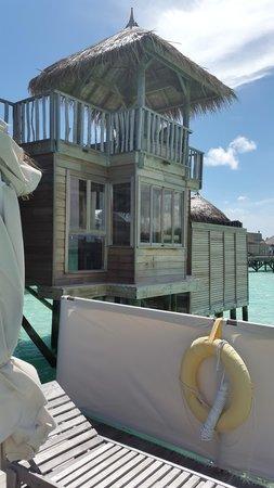 Gili Lankanfushi Maldives : a view