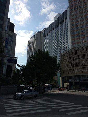 Lotte Hotel Seoul: Hotel