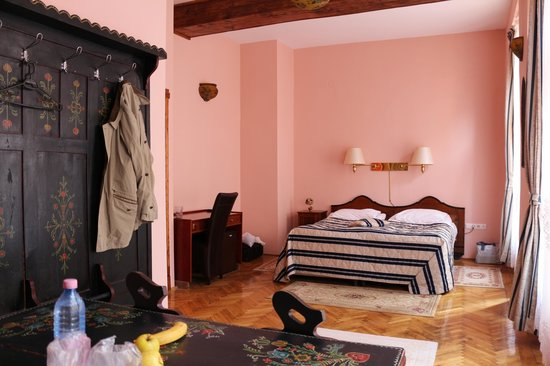 Hotel Casa Wagner: the room