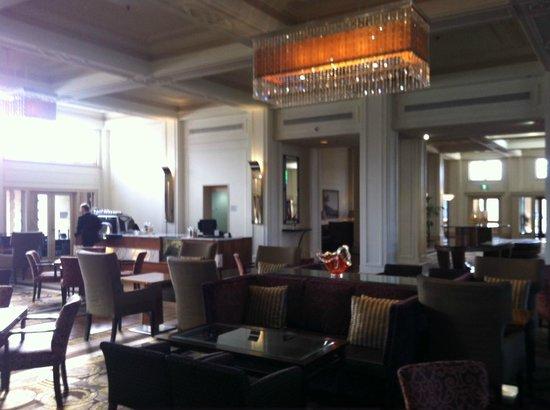 Hyatt Hotel Canberra: Classic art nouveau style