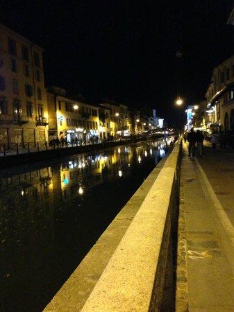 Barrio Navigli: 運河
