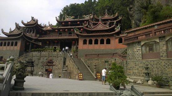 Qingshui Rock