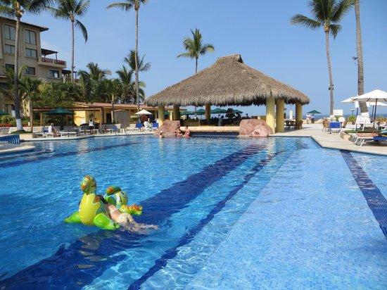 Canto Del Sol Plaza Vallarta : Fantastic family friendly pool