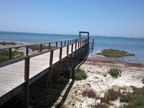 Bahia Sur Hotel: Ideal para running o pasear
