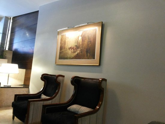 Grand King Hotel: HALL DA ENTRADA